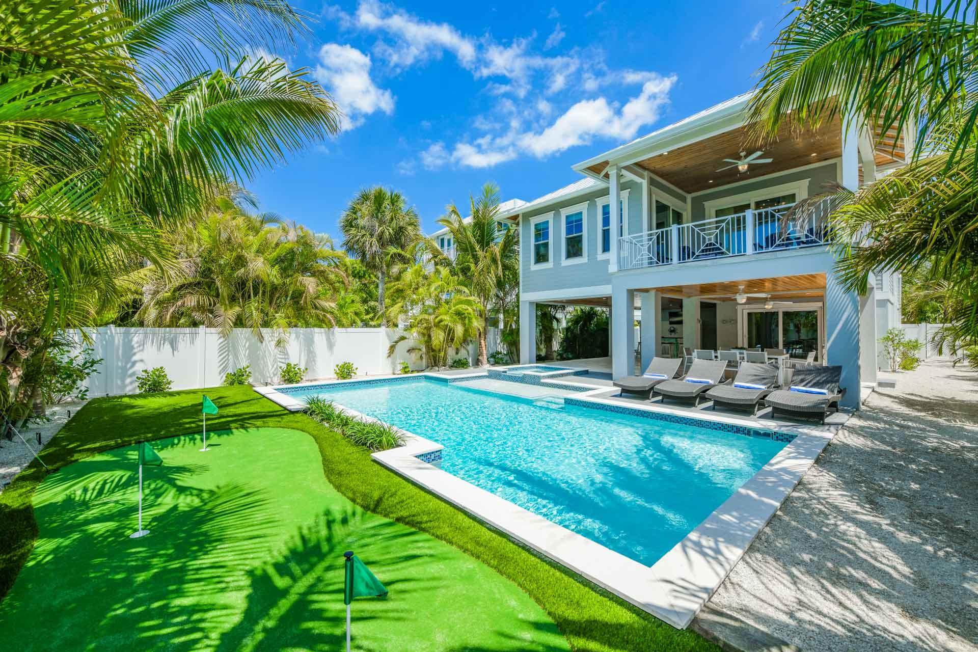 Anna Maria Beach House