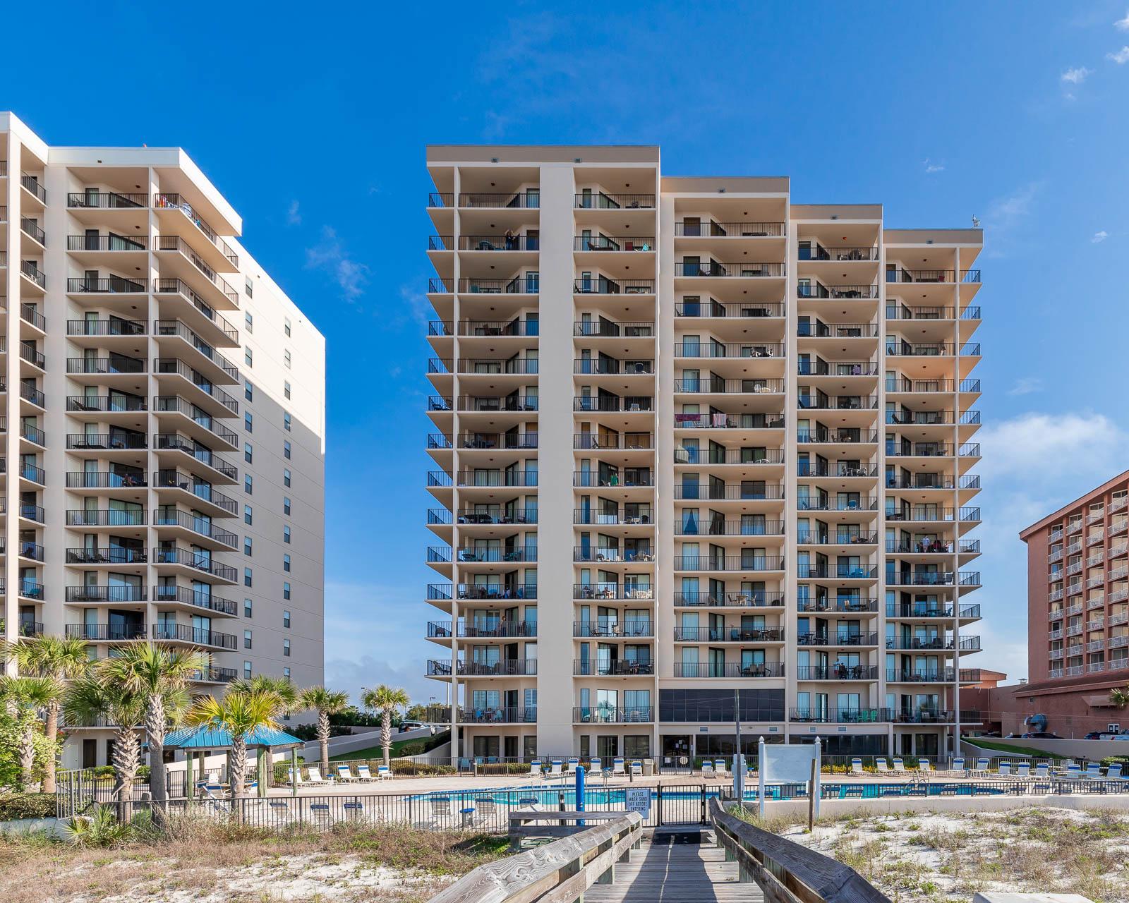 Phoenix East Ii Orange Beach Phoenix East 2 Condos By Brett Robinson