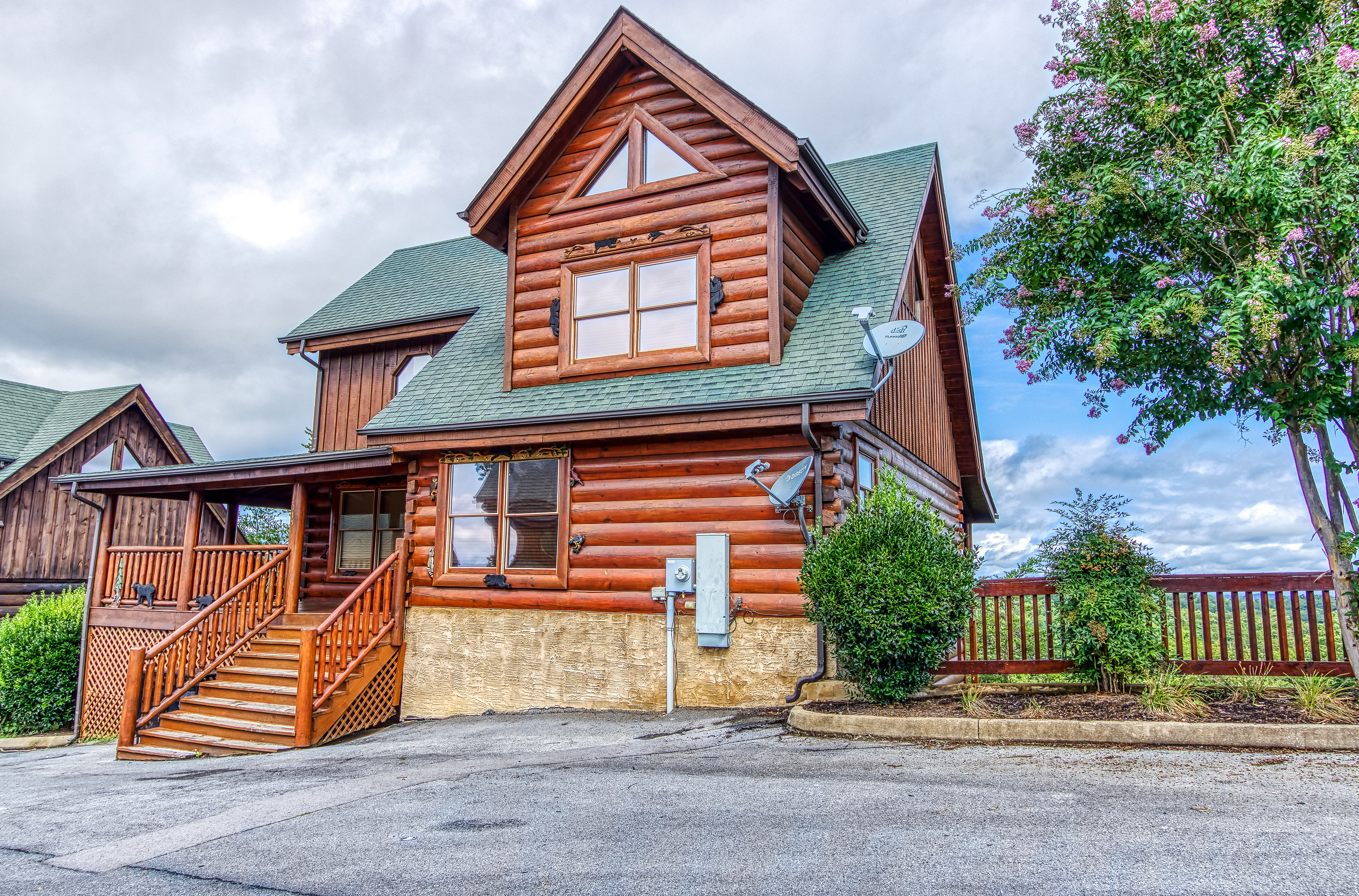 Tennessee Star Lodge - Vacation Rental in Sevierville,TN ...