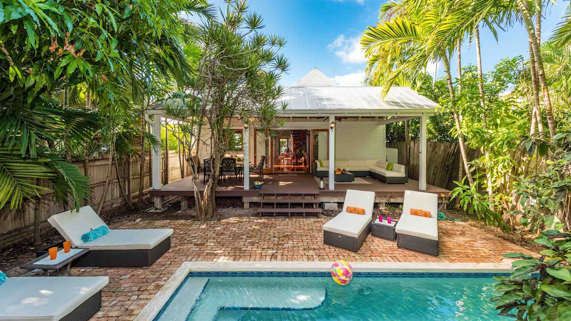 Stupendous Havana House Vacation Rental In Key West Fl Last Key Realty Home Interior And Landscaping Synyenasavecom