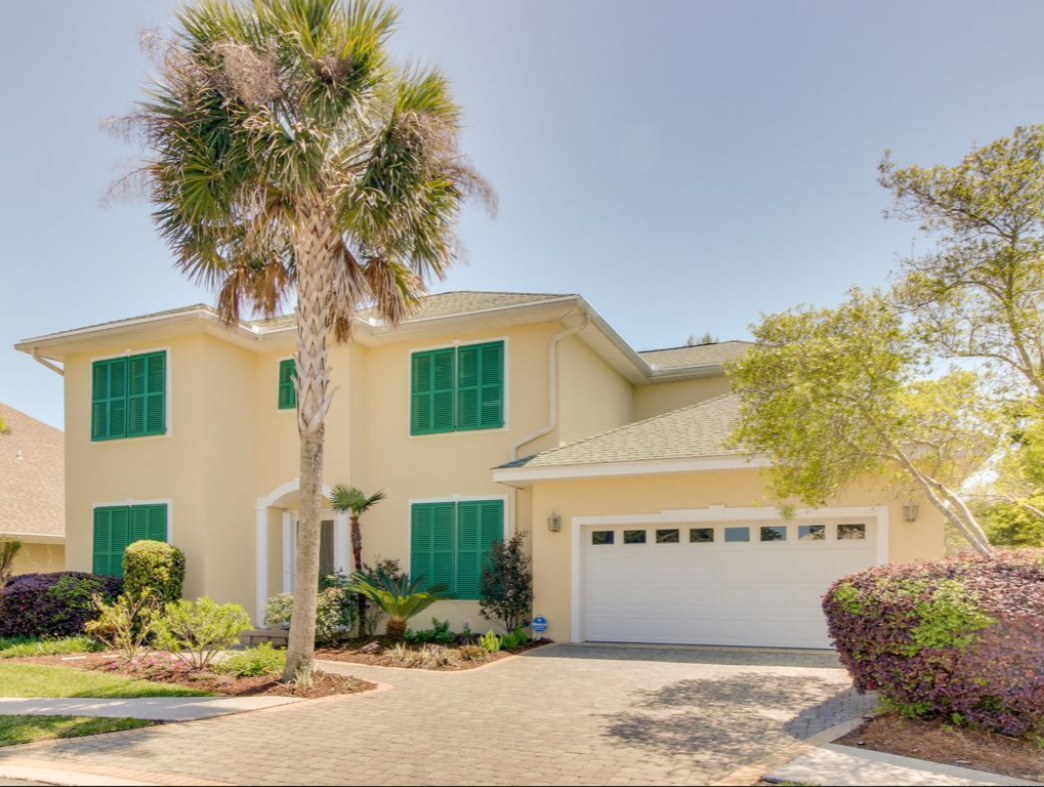 Beach Blessings Destin Florida Vacation Home By Southern