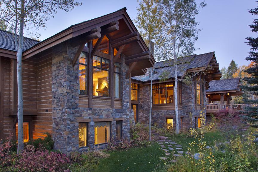 Luxury Vacation Rental Lodging In Jackson