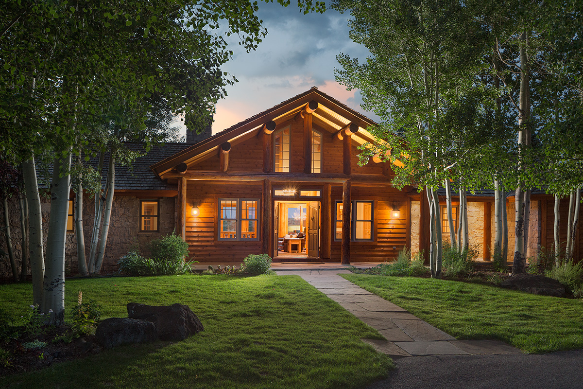 Luxury Vacation Rental In Jackson, WY