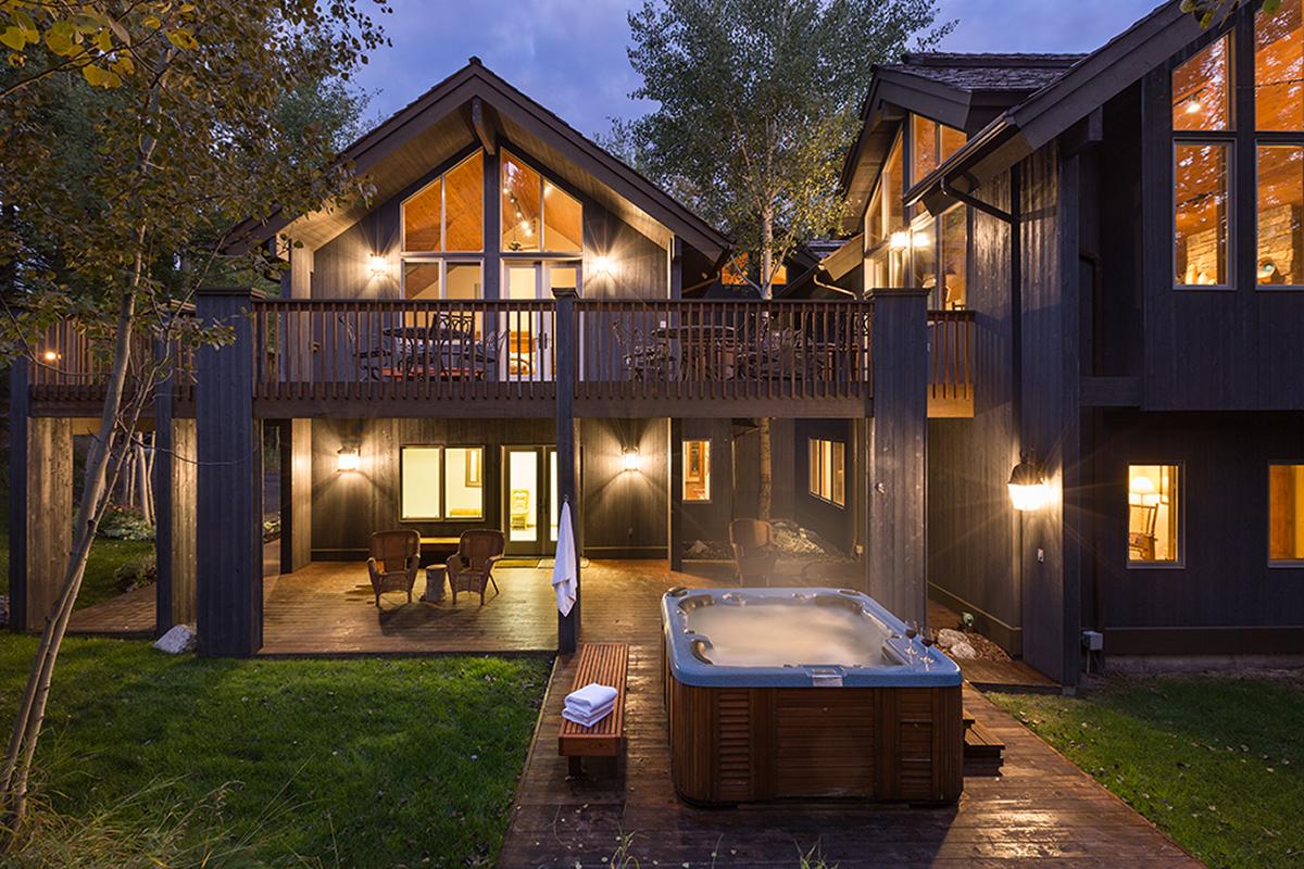 Teton Village Luxury Vacation Home Rental Holly Haus
